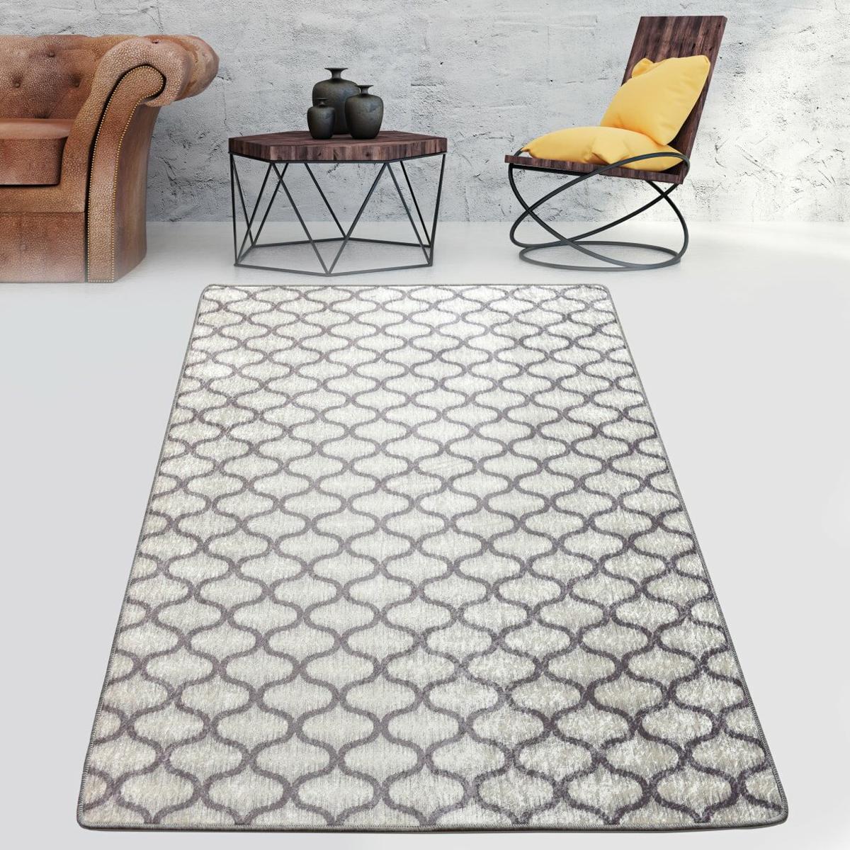 Χαλί (160×230) Chilai Roomy Grey