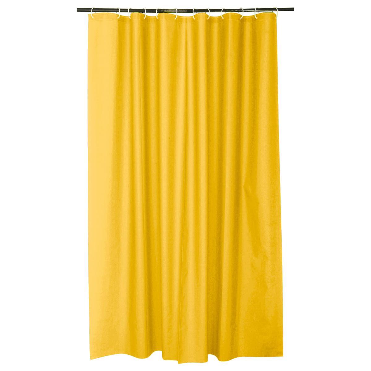 Κουρτίνα Μπάνιου Πλαστική (180×200) L-C Vitamine Peva Miel 1801083