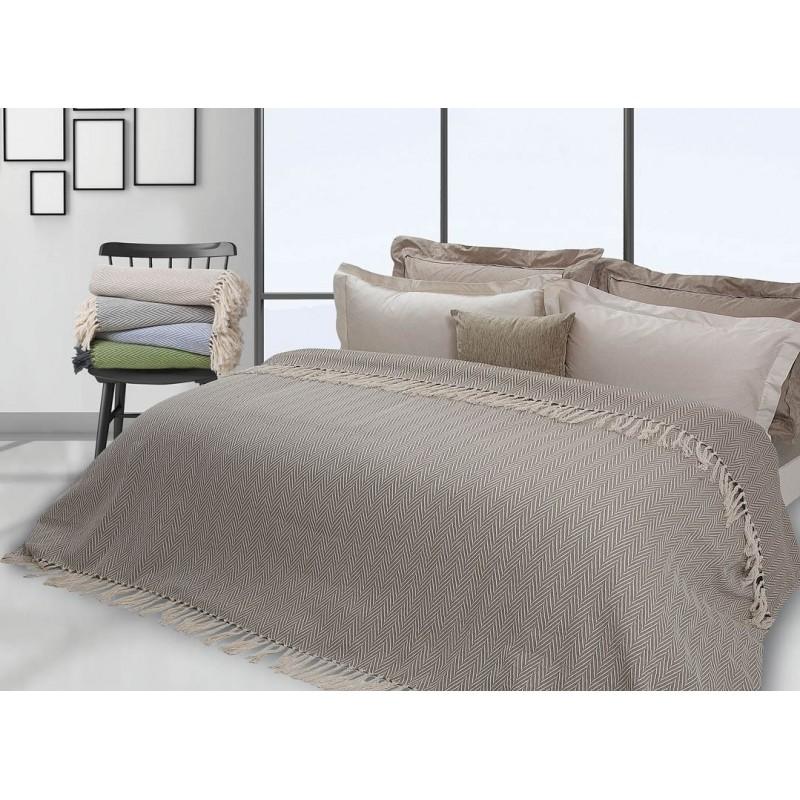 Κουβερτόριο Υπέρδιπλο Das Home Blanket Line 342