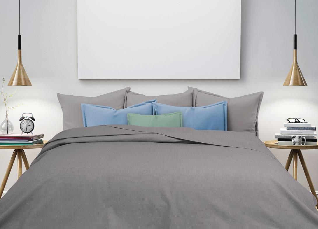 Κουβέρτα Πικέ Υπέρδιπλη Das Home Blanket Line 347