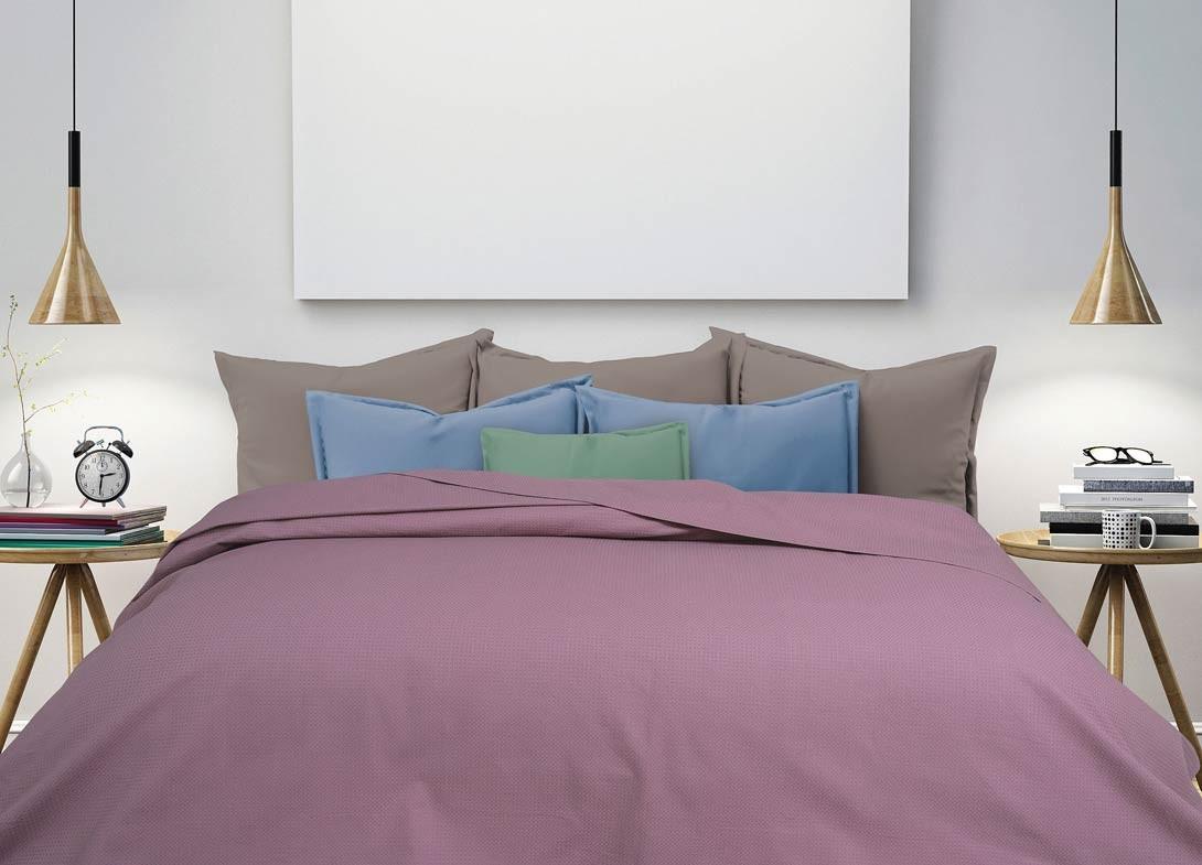 Κουβέρτα Πικέ Μονή Das Home Blanket Line 348 47592