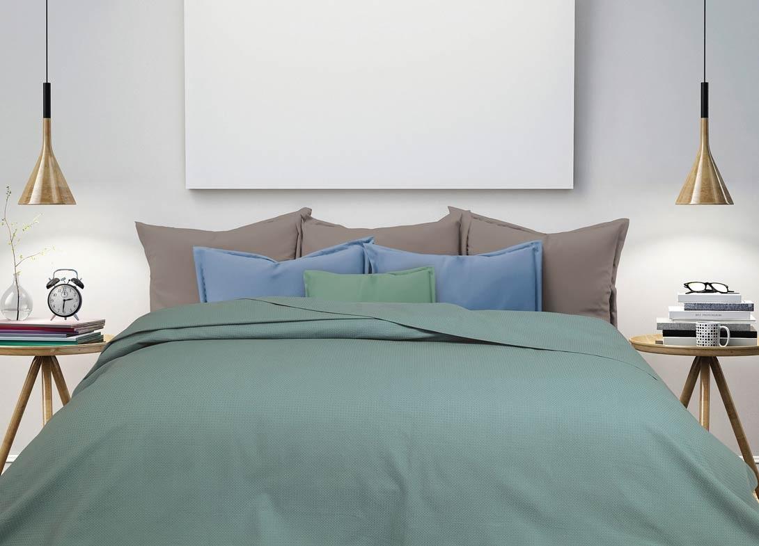 Κουβέρτα Πικέ Μονή Das Home Blanket Line 349