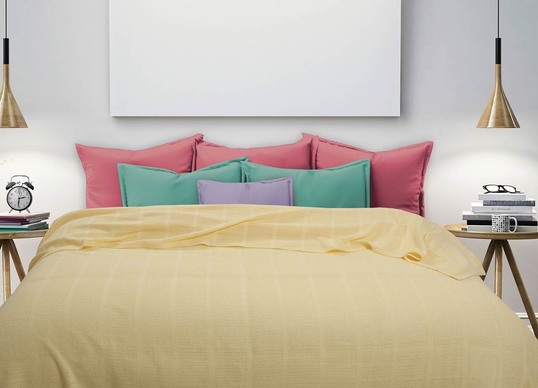 Κουβερτόριο Υπέρδιπλο Das Home Blanket Line 351