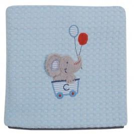 Κουβέρτα Πικέ Αγκαλιάς Das Home Dream Embroidery 6337