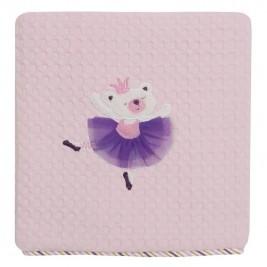 Κουβέρτα Πικέ Αγκαλιάς Das Home Dream Embroidery 6338