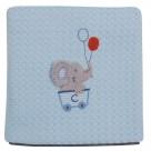 Κουβέρτα Κούνιας Πικέ Das Home Dream Embroidery 6337