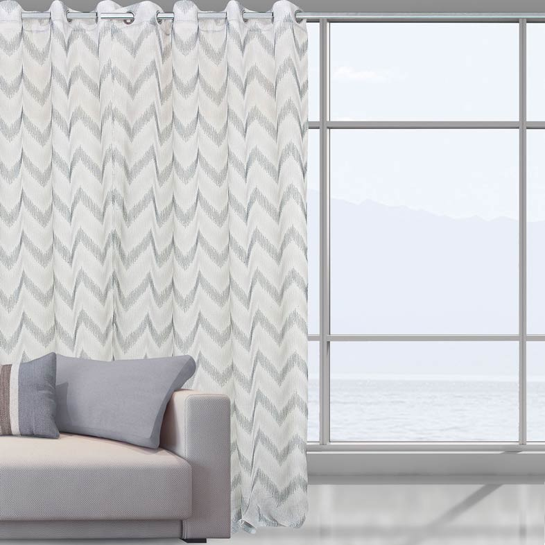 Κουρτίνα Με Τρέσα (300x280) Das Home 2044