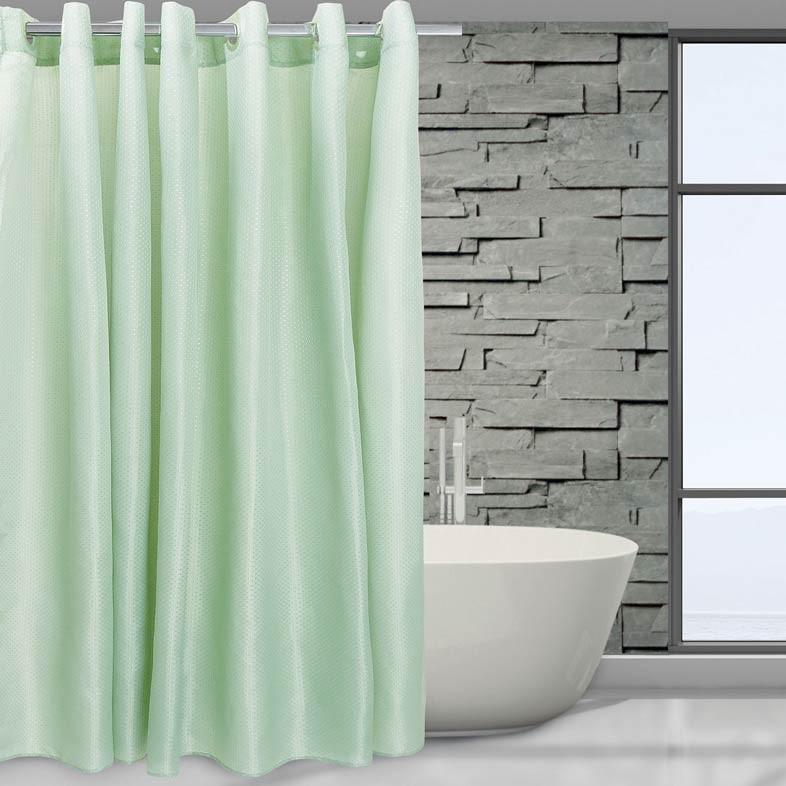 Κουρτίνα Μπάνιου Υφασμάτινη (200×180) Das Home 1075