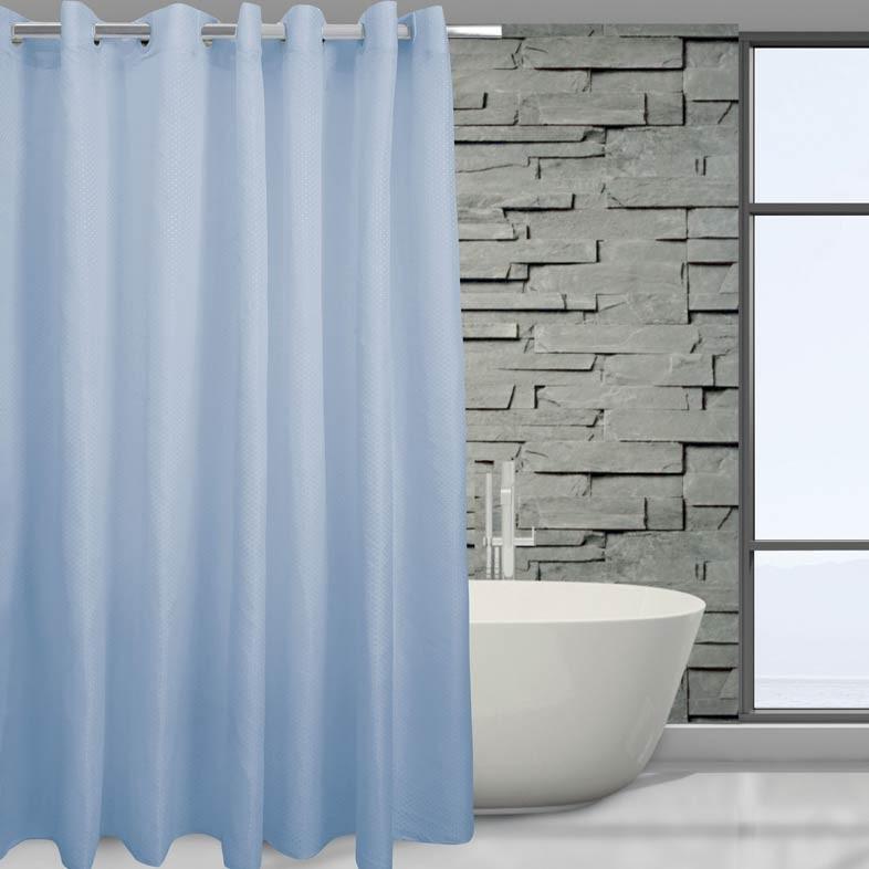 Κουρτίνα Μπάνιου (200x180) Das Home 1076