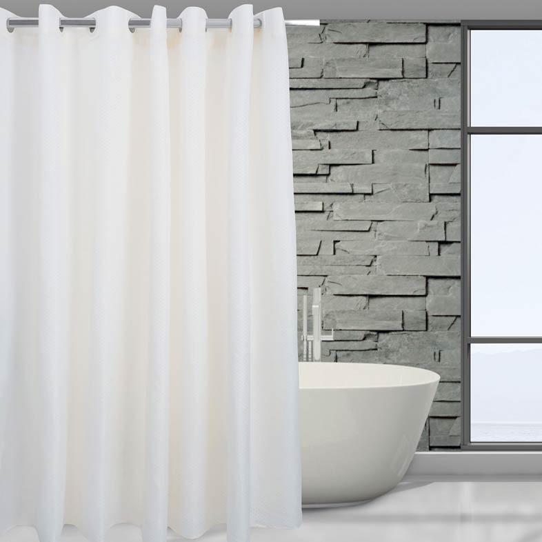 Κουρτίνα Μπάνιου (240x180) Das Home 1071