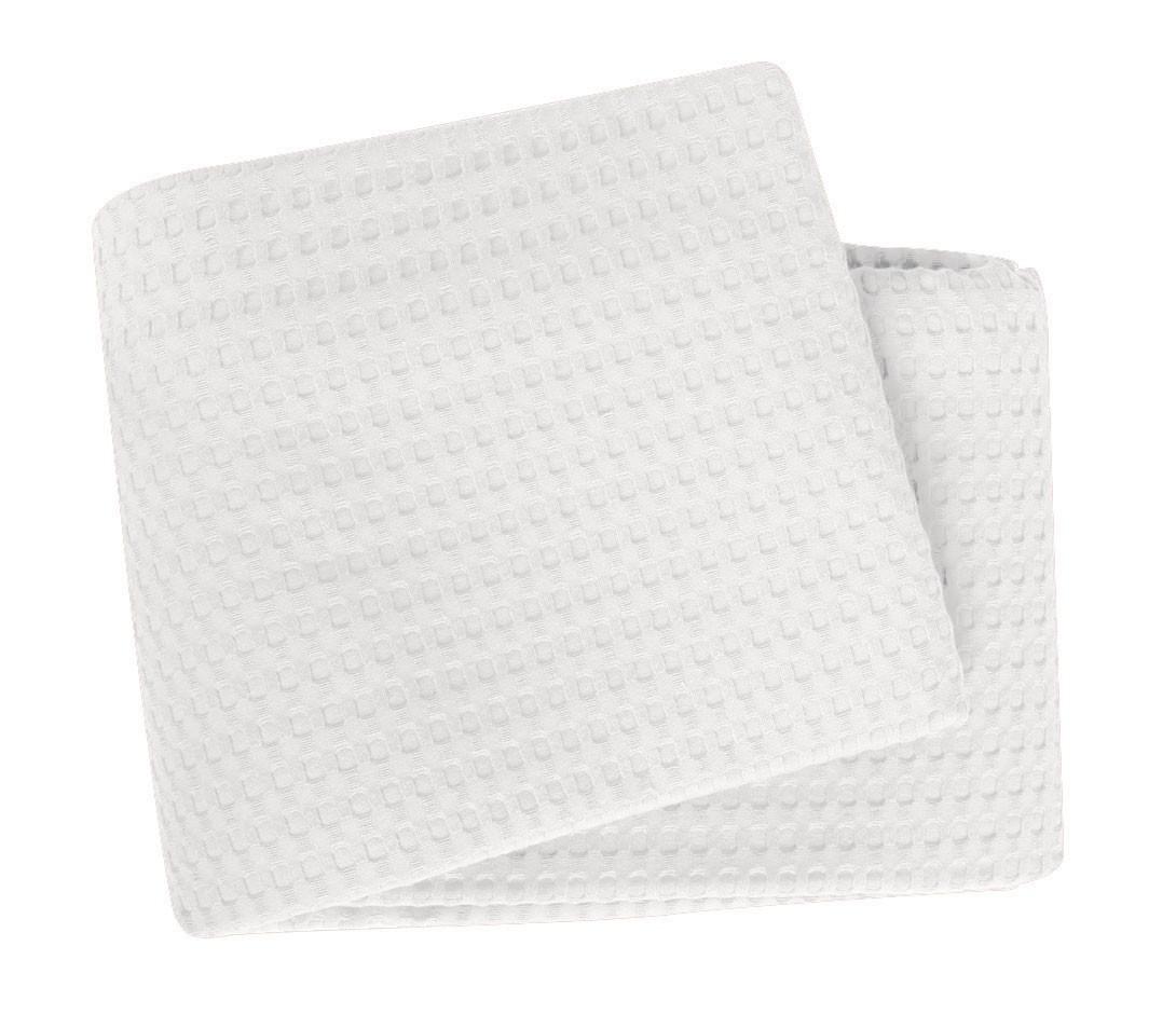 Κουβέρτα Πικέ Μονή Nef-Nef Golf White 47806