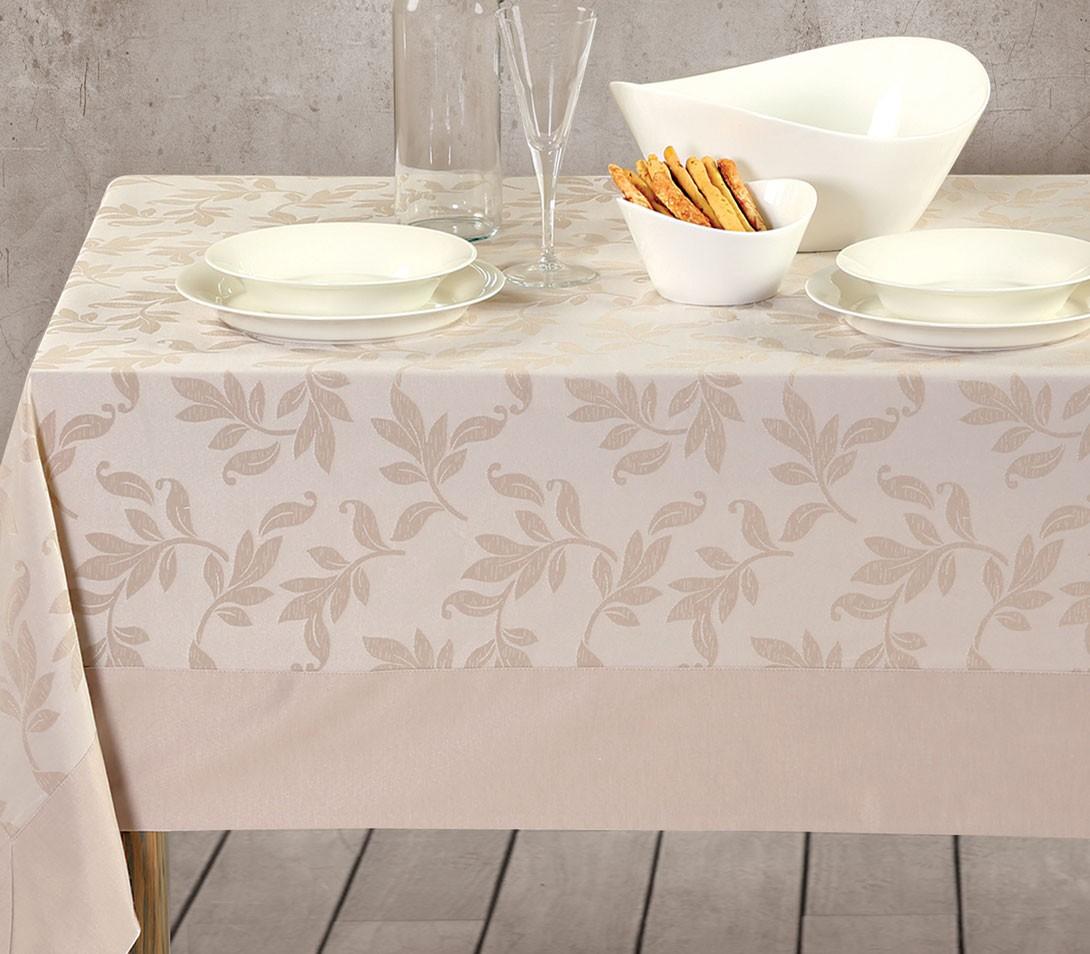 Τραπεζομάντηλο (160x300) Nef-Nef Kitchen Sonia Beige