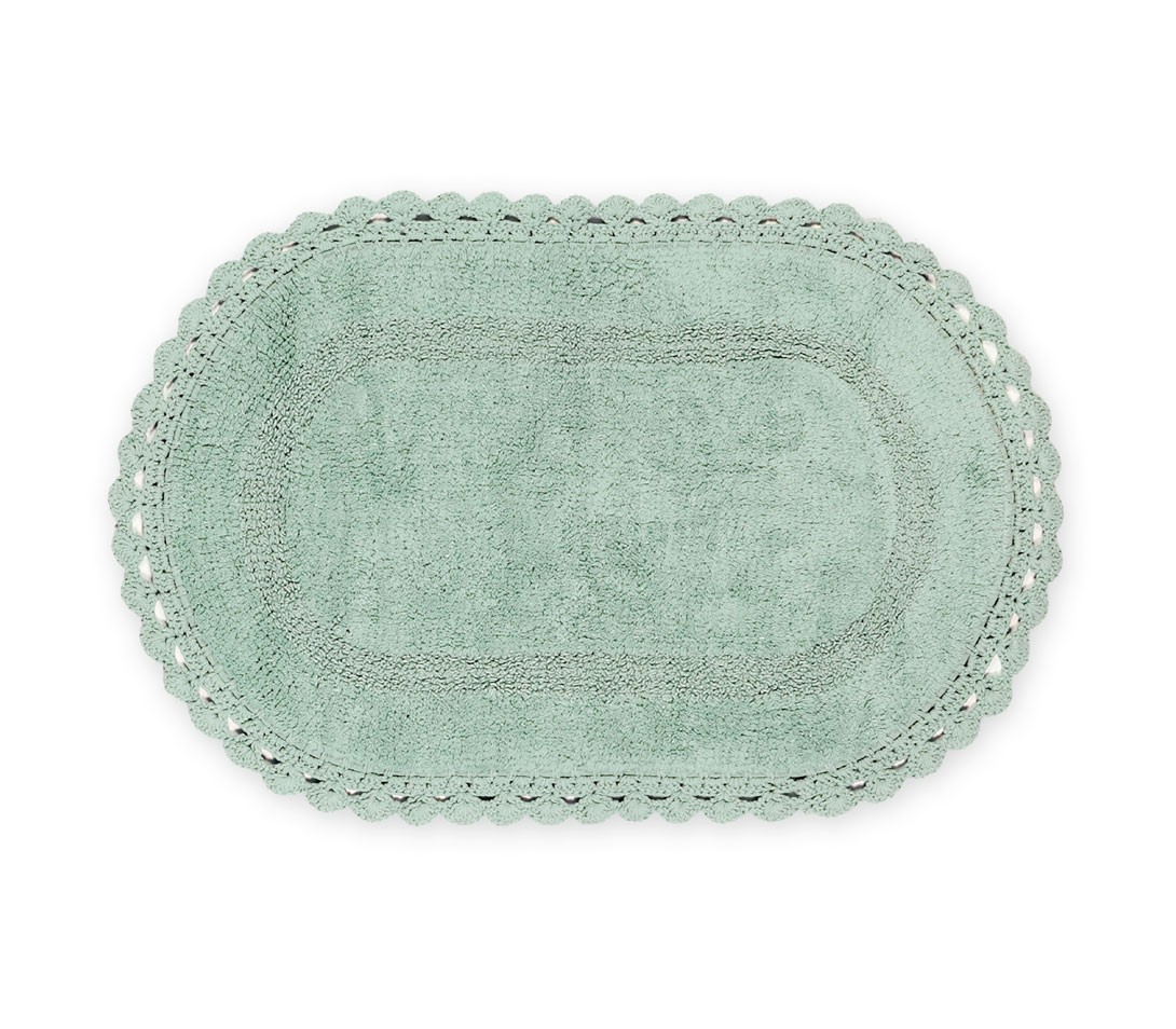 Πατάκι Μπάνιου (50x80) Nef-Nef Crochet Aqua