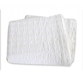 Κουβερτόριο Υπέρδιπλο Nef-Nef Bedcovers Sultana White
