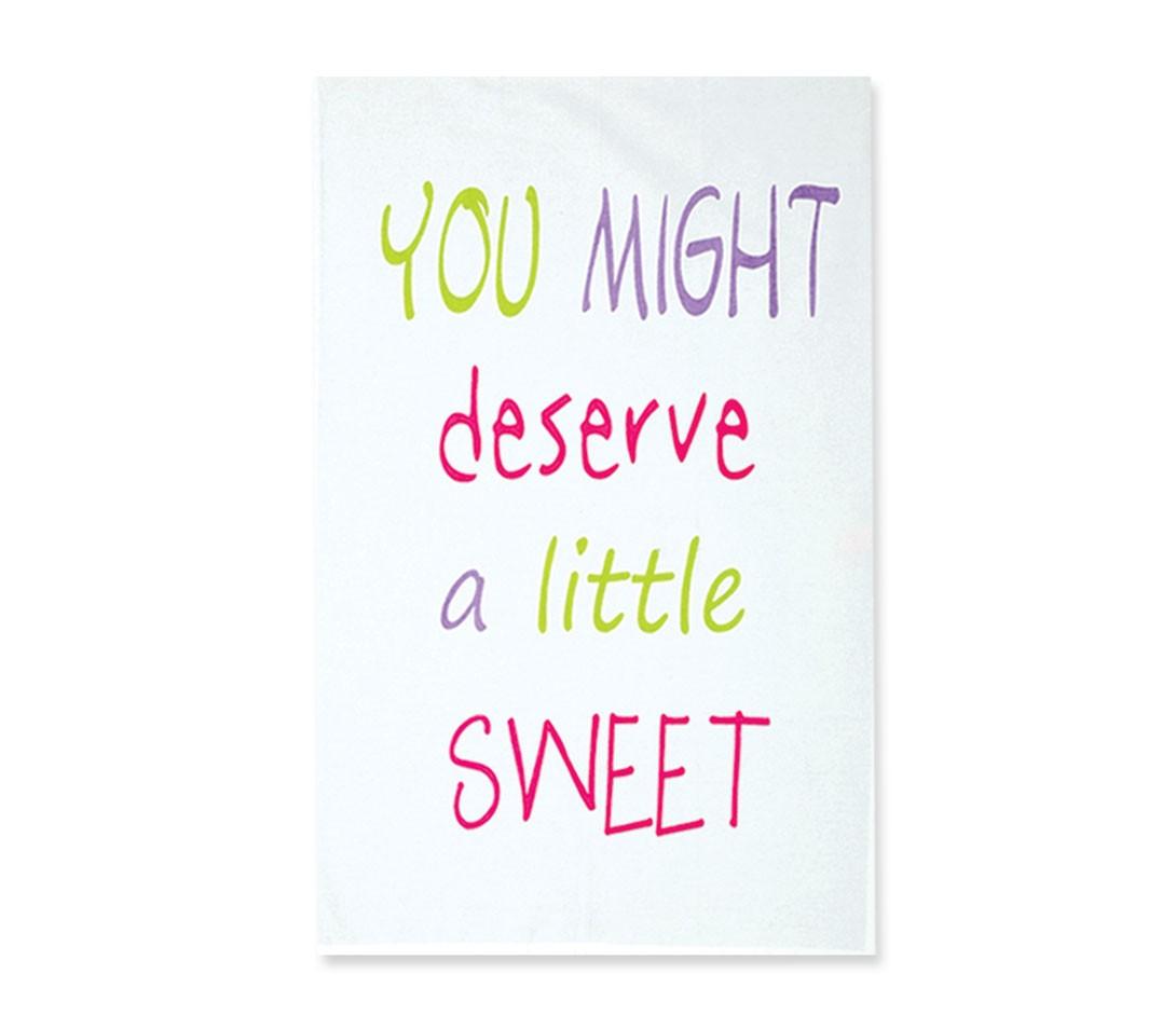 Ποτηρόπανο Nef-Nef Little Sweet