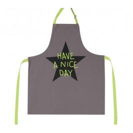 Ποδιά Κουζίνας Nef-Nef Nice Day Grey