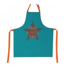 Ποδιά Κουζίνας Nef-Nef Nice Day Petrol
