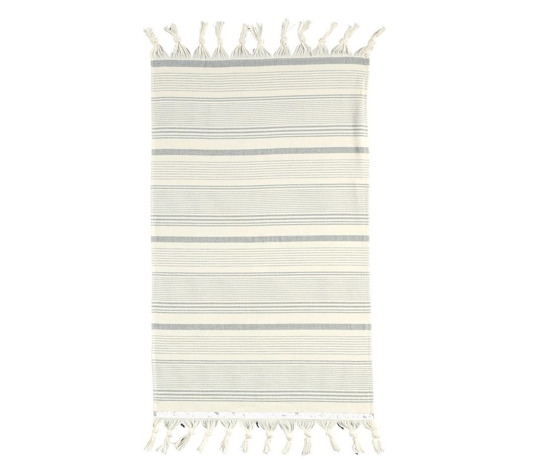 Πετσέτα Προσώπου (50x100) Nef-Nef Dritto Grey