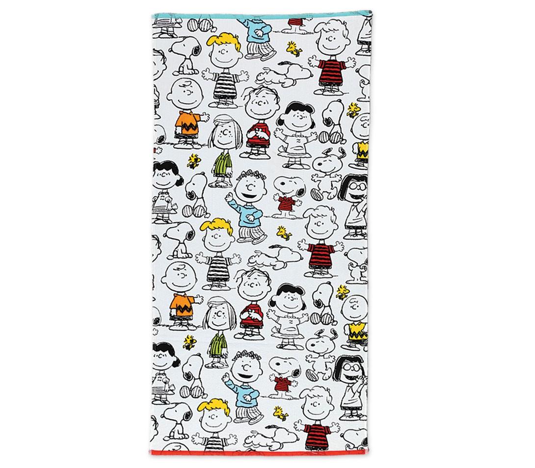 Πετσέτα Σώματος (70×140) Nef-Nef Snoopy Friends