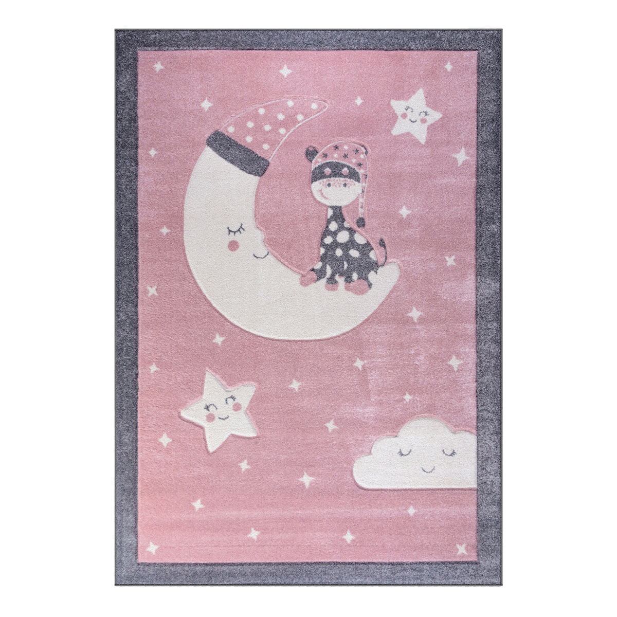 Παιδικό Χαλί (160×230) Ezzo Dreamer Sky A172A