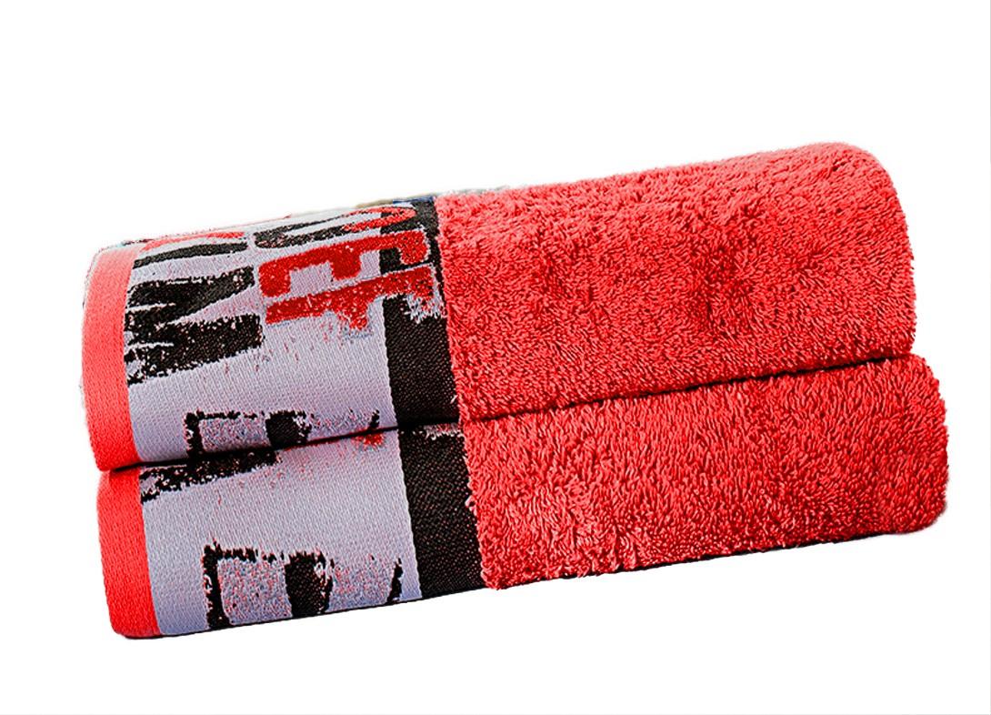 Πετσέτες Μπάνιου (Σετ 2τμχ) Nima La Grande Britannica 01