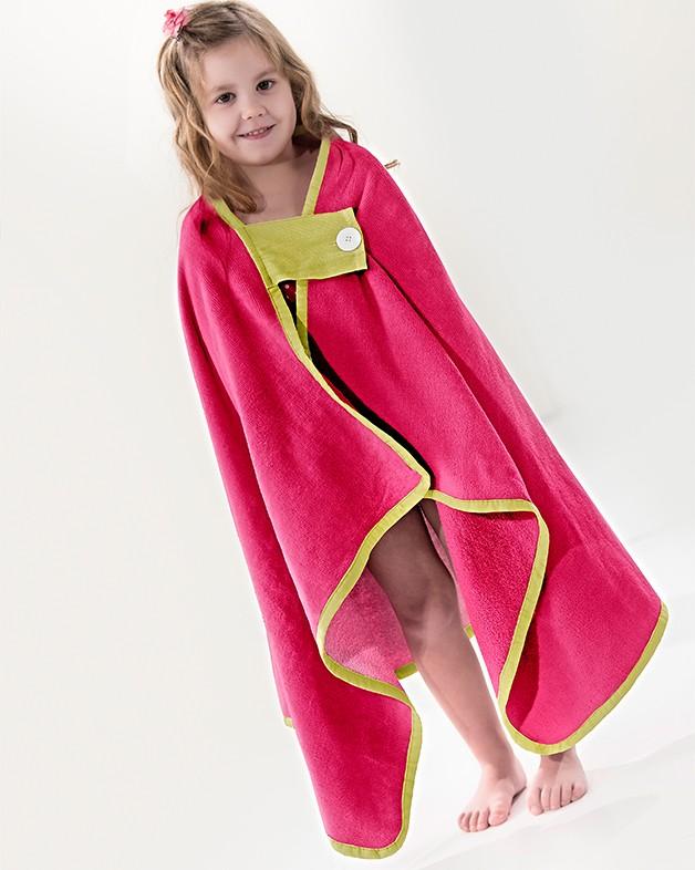 Παιδική Πετσέτα – Κάπα Nima Rig Zig Zig Miss Gelato 05