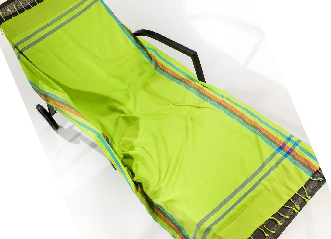 Πετσέτα Θαλάσσης - Παρεό Nima Mahabali 04 Green