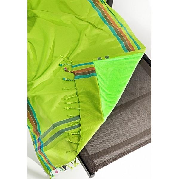 Πετσέτα Θαλάσσης-Παρεό Nima Mahabali 04 Green