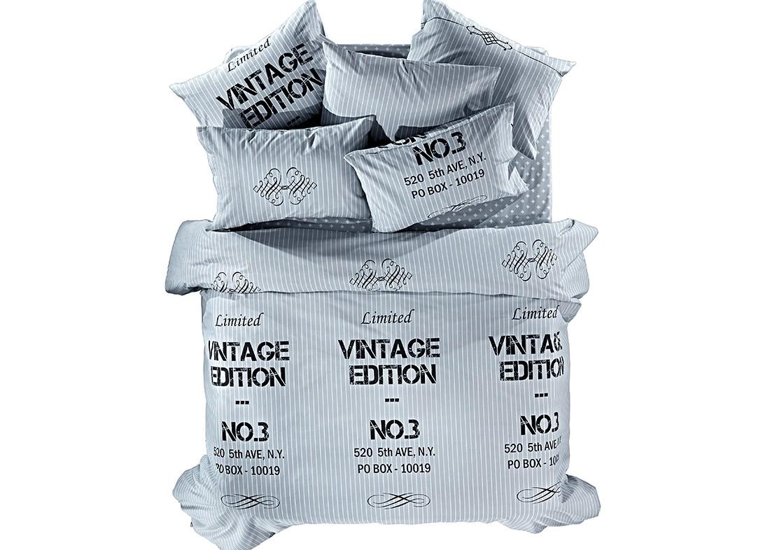 Παπλωματοθήκη Μονή (Σετ) Nima Simple Vintage No3-01