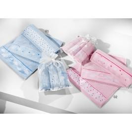 Πετσέτες Χεριών (Σετ) Nima Bloom Akadoo
