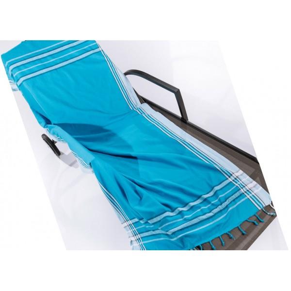 Πετσέτα Θαλάσσης-Παρεό Nima Mahabali 01 Blue
