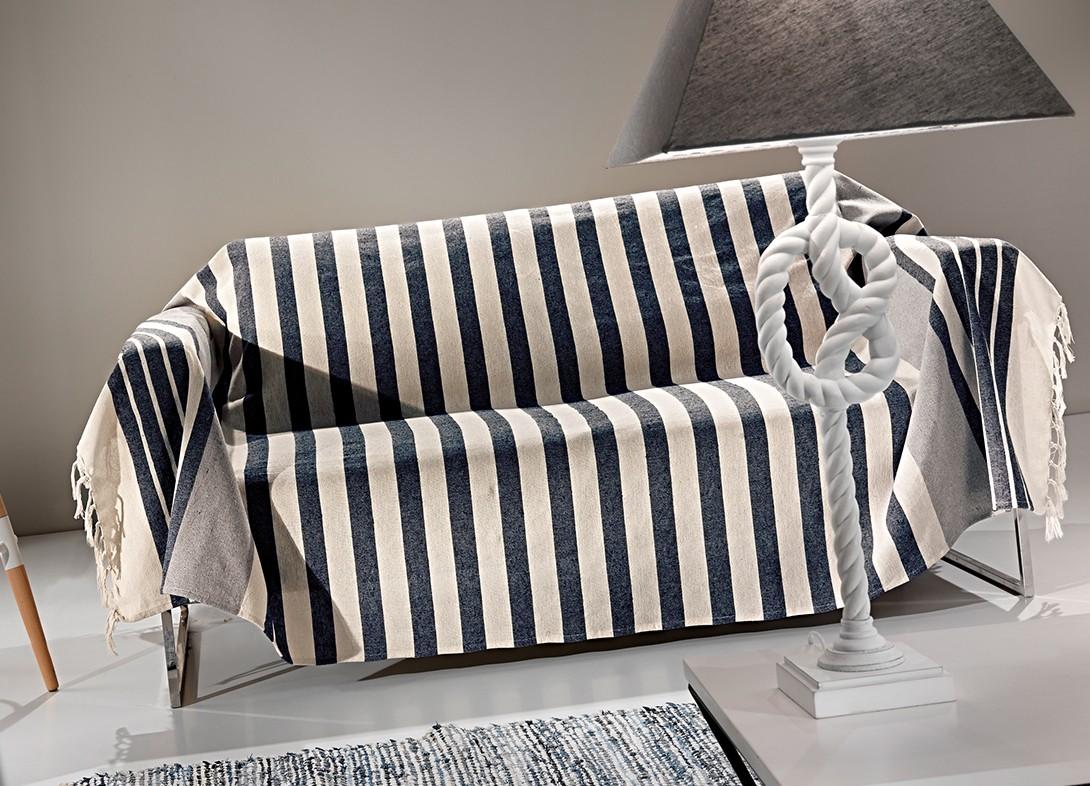 Ριχτάρι Τριθέσιου (170×280) Nima Allegro Mooring 02 Grey
