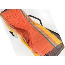Πετσέτα Θαλάσσης-Παρεό Nima Mahabali 05 Orange