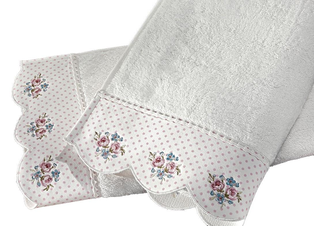 Πετσέτες Μπάνιου (Σετ 2τμχ) Nima Lafayette Brigitte