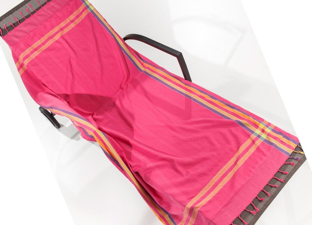 Πετσέτα Θαλάσσης - Παρεό Nima Mahabali 02 Fuchsia