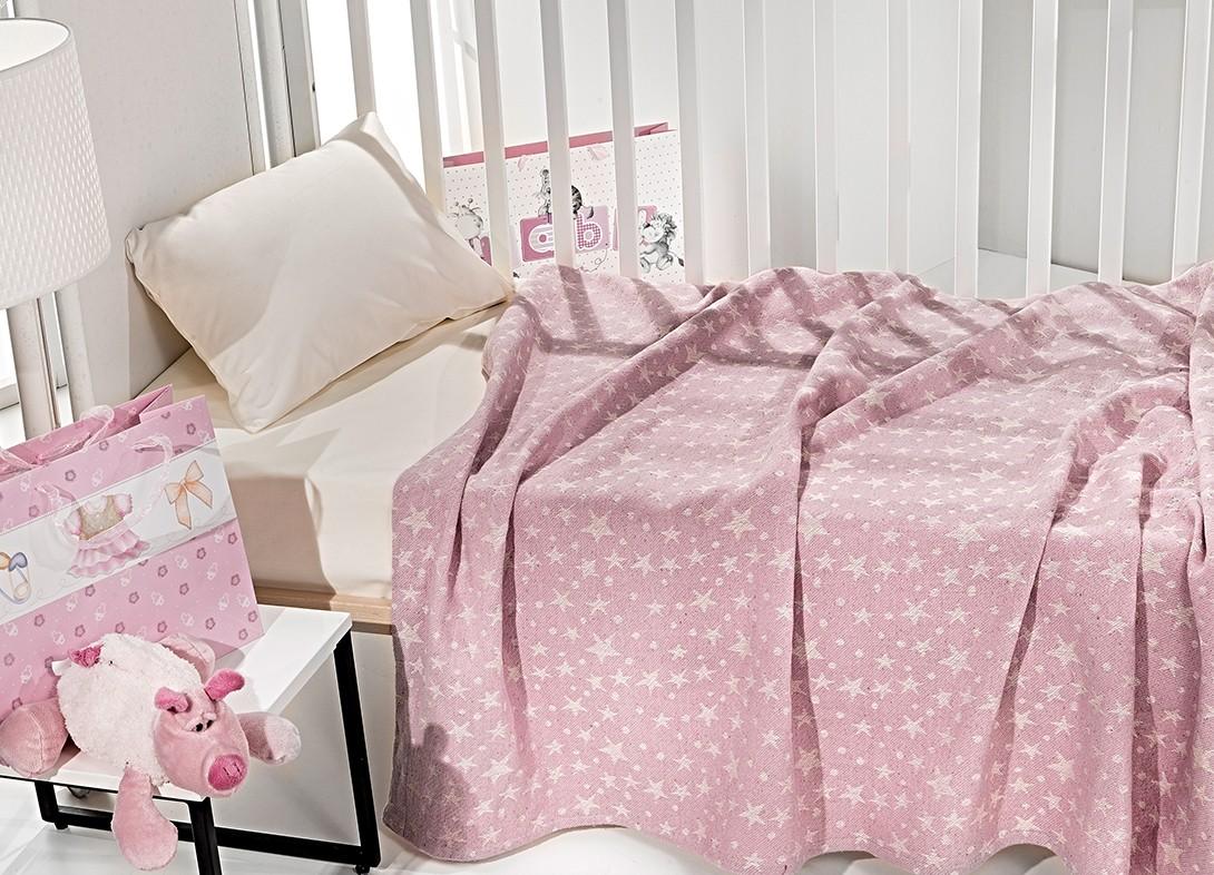 Κουβερτόριο Αγκαλιάς Nima Milky Way Astro 02 Pink
