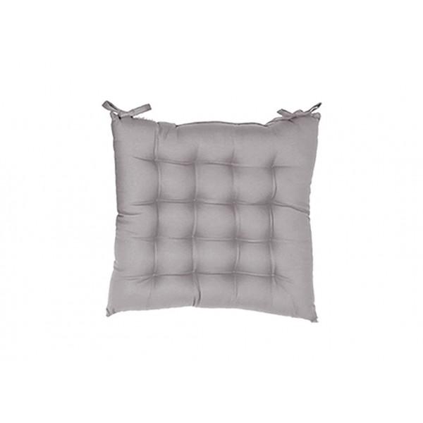 Μαξιλάρι Καρέκλας Nef-Nef Kitchen Solid Grey