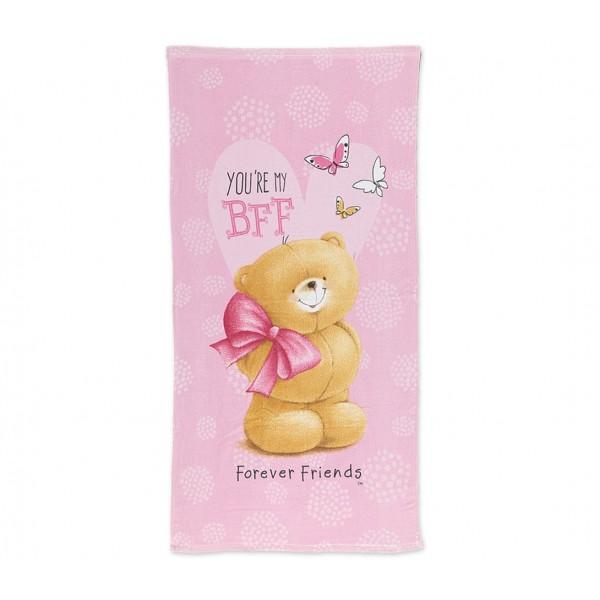 Παιδική Πετσέτα Σώματος (70x140) Nef-Nef Forever Spring