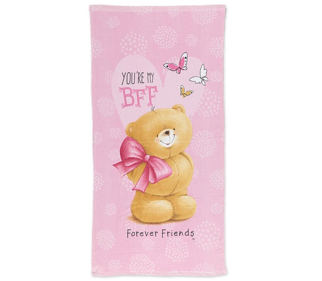 Πετσέτα Σώματος (70×140) Nef-Nef Forever Spring