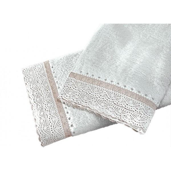 Πετσέτες Προσώπου (Σετ 2τμχ) Nima Liaisons Josette