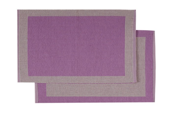 Σουπλά 2 Όψεων Nef-Nef Kitchen Solid Lilac/Linen