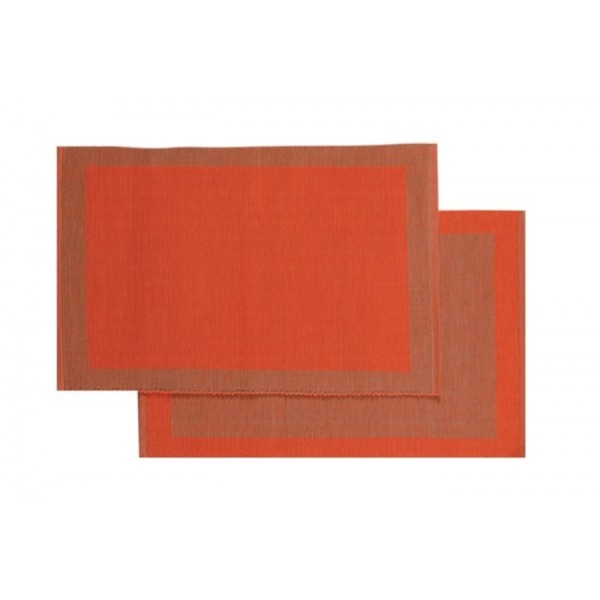 Σουπλά 2 Όψεων Nef-Nef Kitchen Solid Orange/Brown