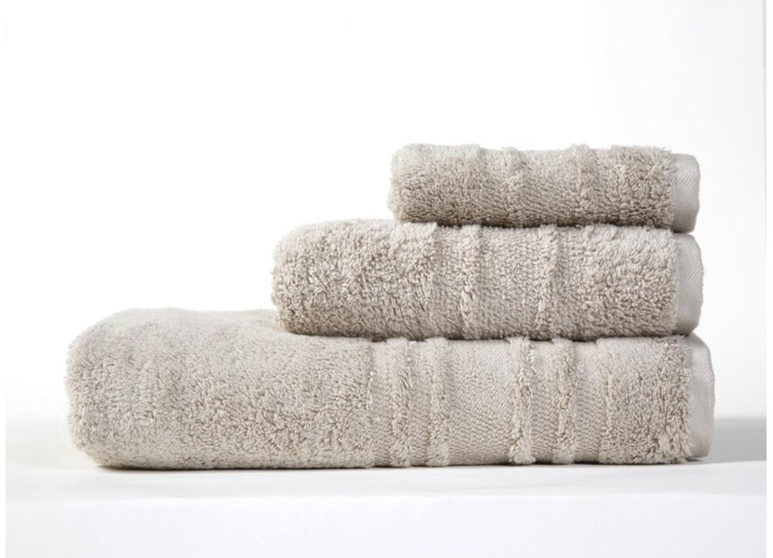 Πετσέτα Προσώπου (50x100) Nef-Nef Supreme Mocca