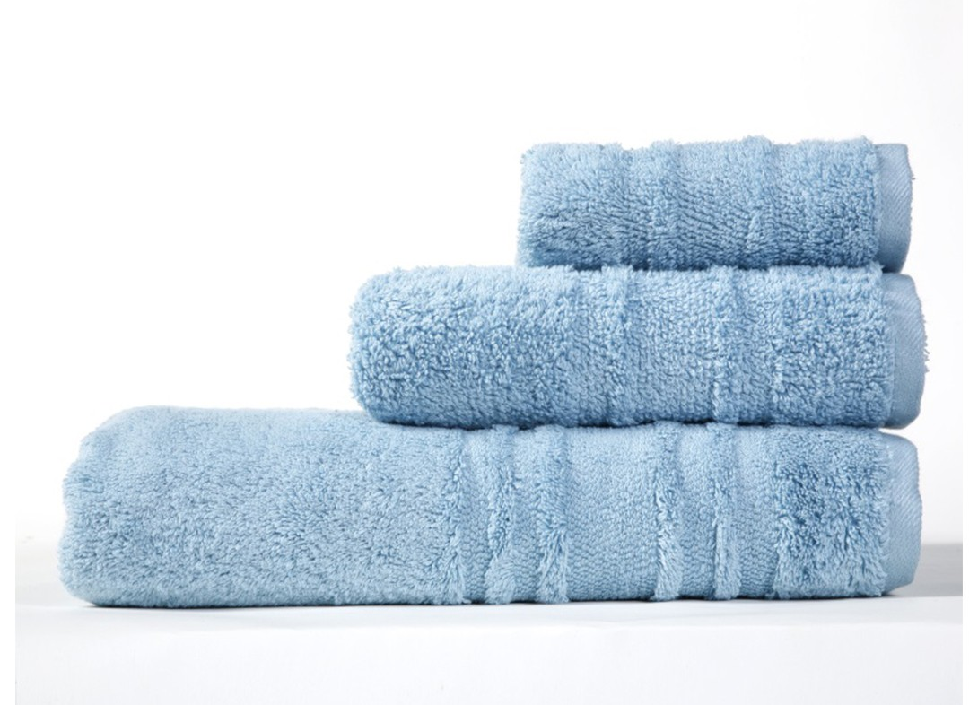Πετσέτα Προσώπου (50x100) Nef-Nef Supreme Aqua