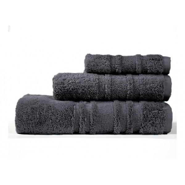 Πετσέτα Σώματος (80x150) Nef-Nef Supreme Anthracite