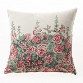 Διακοσμητική Μαξιλαροθήκη Gofis Home 112 Rose Garden