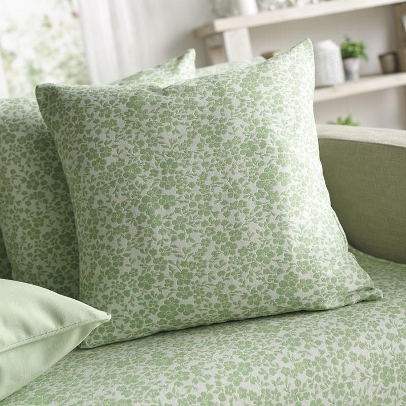 Διακοσμητική Μαξιλαροθήκη Gofis Home 243 Aroma Green