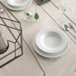 Τραβέρσα Gofis Home Posh Grey 191/15