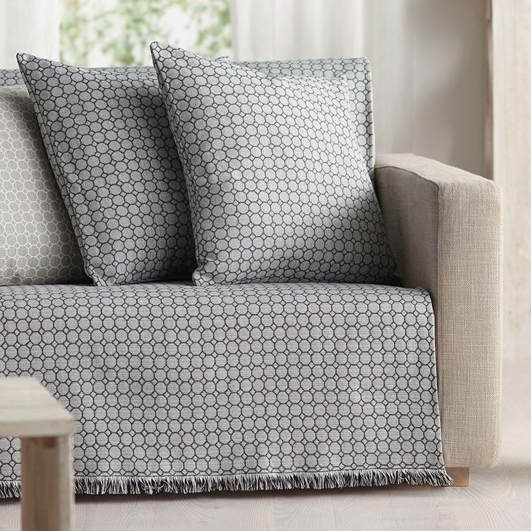 Ριχτάρι Διθέσιου (180x250) Gofis Home 265 Panal Grey