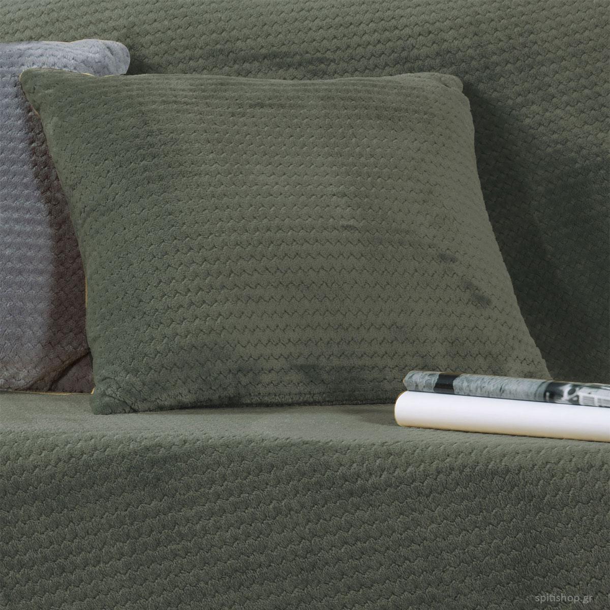 Διακοσμητικό Μαξιλάρι Fleece (45×45) Nef-Nef Cameron Green